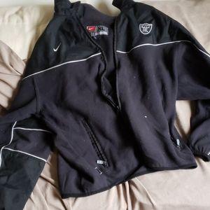 Nike Team Raiders pullover jacket